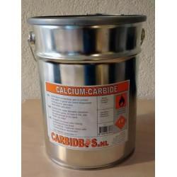 Carbid 5 kg emmer